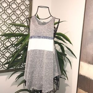 Wilfred Free Stripe Swing Tank Top
